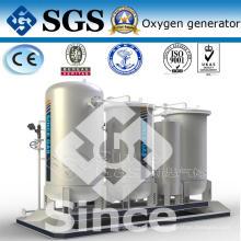 Equipamento Gerador de Gás de Oxigênio (PO)