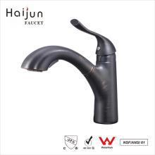Haijun 2017 Manufacture Prices Health Artistic Bathroom Sink Brass Faucets