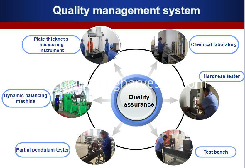 130hp Tractor Quality Management System001
