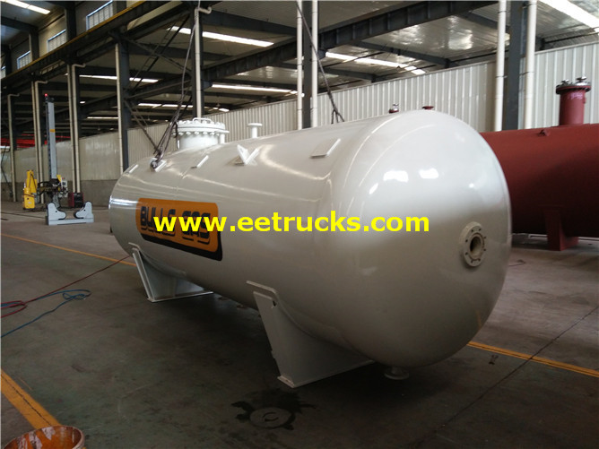 ASME Ammonia Gas Vessels