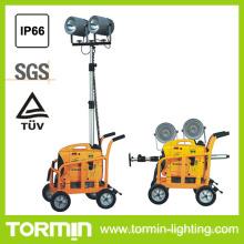 Портативный свет Башня генератор Бензиновый комплект