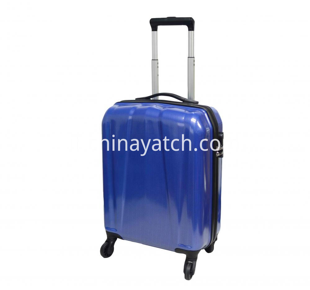 Alloy Upright Luggage
