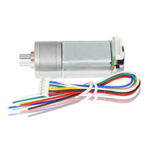 6V Electric Motor With Magnetic Rotary Encoder