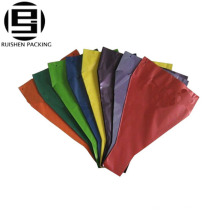 Wholesale custom flower zipper sleeve paper packaging bag for wedding