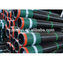 API 5CT N80 seamless casing pipe length:r1 r2 r3