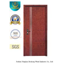 Porta do MDF do estilo da forma para o interior com prova da água (xcl-024)