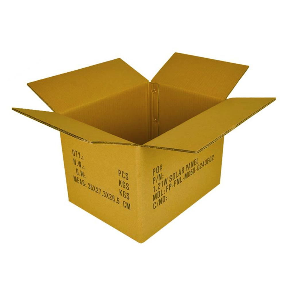 Five Layers of Taiwan Yellow Carton