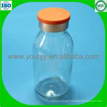 Bouteille d'infusion transparente de 100 ml