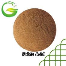 Fertilizante orgánico quelatado del calcio del ácido fulvico