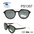 Двойной мост PC Frame Женщина Стиль Солнцезащитные очки (PS1357)