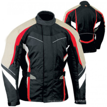 Breathable Motorbike Cordura Jackets / Codura Textile