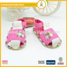Les plus récentes chaussures chaudes pour les sandales pour bébés simples et souples pour 2015 dernières sandales pour filles de mode