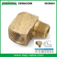Brass Forged USA Type 90 Degree Female Elbow (IC-9094)