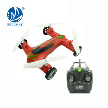 2,4 GHz 4CH 6 Axi Gyro RC Quadcopter Drone dengan Kamera Opsional