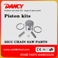 2500 chainsaw parts piston sets