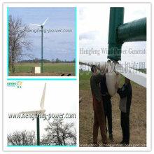 vender 20kw turbina gerador de energia eólica (eixo horizontal, gerador de ímã permanente de 3 fases movimentação direta)