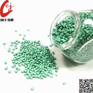 Green+No+Spraying+Masterbatch+Granules