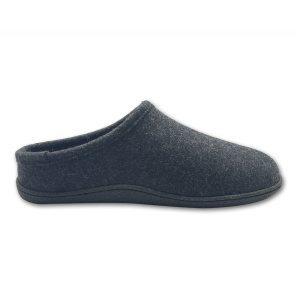 men best selling 100% sheepskin clearance slippers