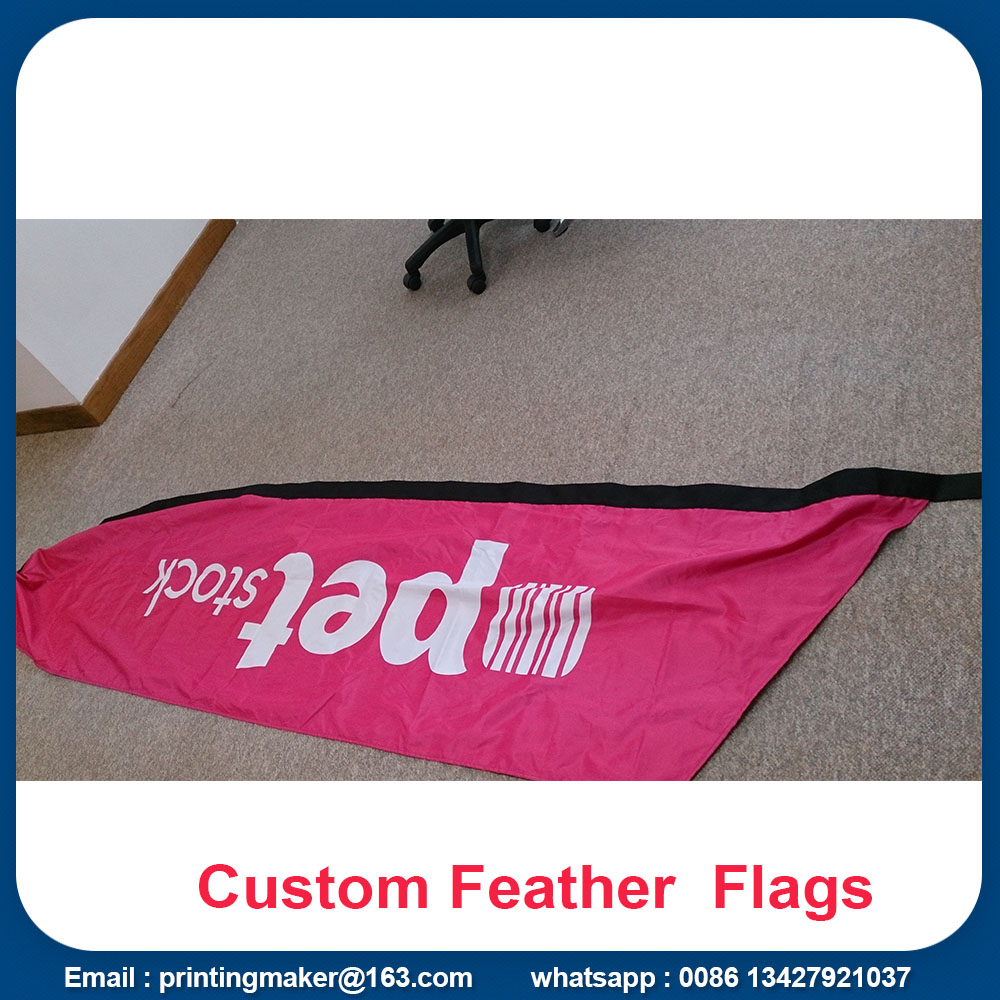 Double Sides Feather Flags and Banners
