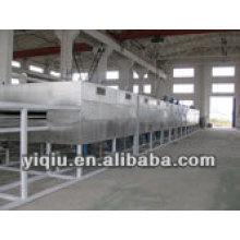 Equipo de secado especial de sulfato de bario