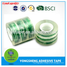 Hot sell bopp adhesive small tape school use clear stationary tape