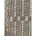 Folded Yarn Flower Lace Fabric