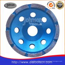 Od115mm Single Row Cup Wheel