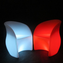 Chaise de bar Led lumineuse rechargeable