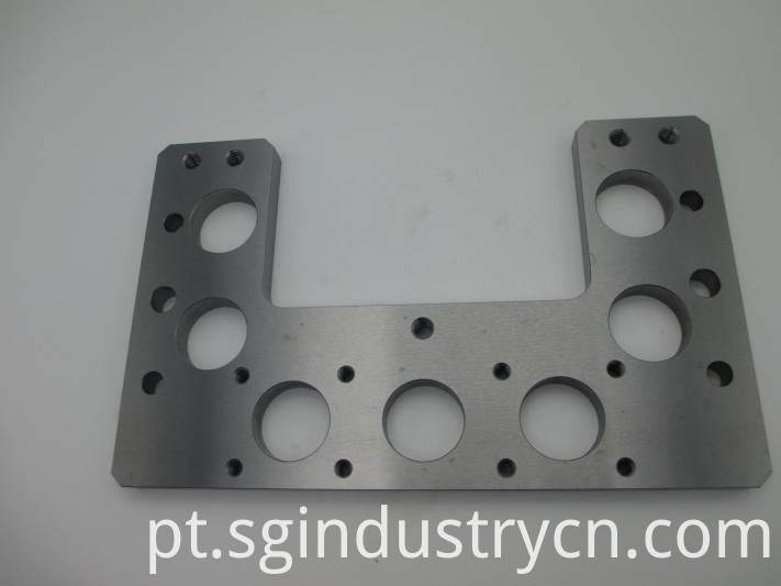 Steel Laser Cutting Parts