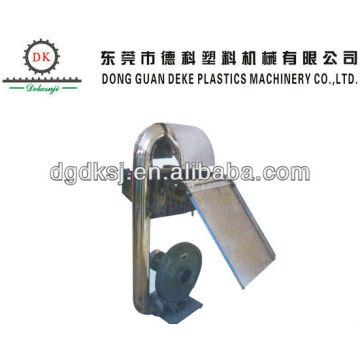 Dispositivo secador de aire para recicladora de plástico