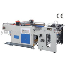 Máquina de impressão de tela de cilindro automático completo