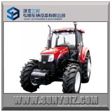 Yto 100-130HP Radtraktor (4WD)