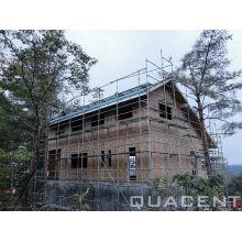 Casa prefabricada de lujo moderna de alta calidad