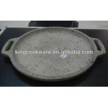Каменная сковорода для пиццы