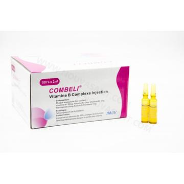 Vitamin B Complex Injection 2ml