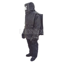 Bhf-01-1 Detachable Fire Suit Adopt Aremax Material