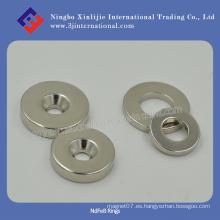 Imán de tierra rara / Imán permanente de neodimio / Producto magnético