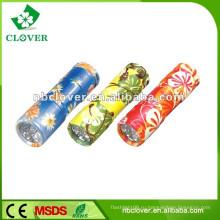 Светодиодные фонарики красочные светодиодные фонарик алюминия с ремешком