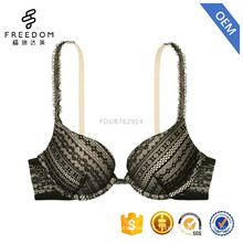 Hot sexy high quality 38 bra size model cup lace women bra in images