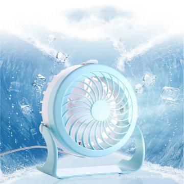 Minuterie portative de voyage de jouet de fan de support électrique mini