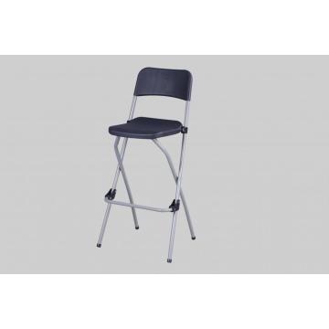 plastic folding bar chair