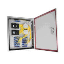 Water Proof Fiber Distribution Box , Wall Mounted Cold Roll
