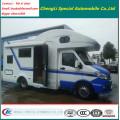 Iveco Self-Propelled Motor Caravan, Touring Car