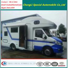 Iveco Autotractée Motor Caravan, Voiture de tourisme