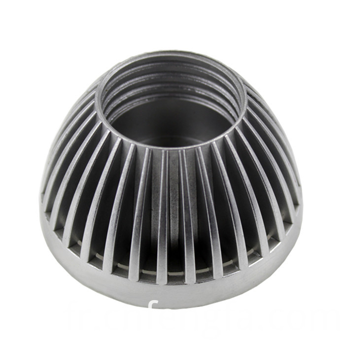Hot sale aluminum alloy LED lamp housing