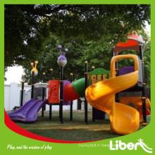 China Playground Fabricant grande vente de matériel de terrain de jeux extérieur