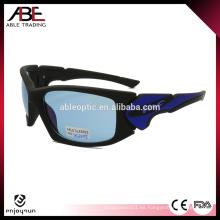 Venta caliente de alta calidad de bajo precio deporte gafas de sol de ciclismo