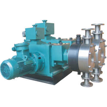 High Pressure Double Diaphragm Metering Pump