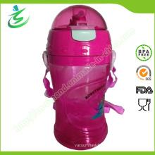 Wholesale Tritan Straw Plastic Drink Bottle