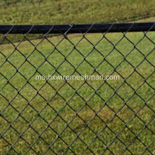 Pvc bersalut Fence Woven Wire